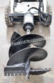 "Bobcat Skid Steer Attachment - Lowe A220 Hex Auger with 30"" Bit"