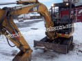 2002 Caterpillar 302.5 Mini excavator