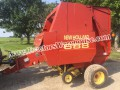 2000 NEW HOLLAND 688 AUTO TIE BELT BALER ROUND BALER HAY STRAW STRING TIE