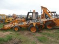 Case 580C loader BACKHOE attachment w/bucket