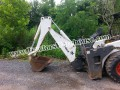 Bobcat 709 Backhoe Attachment Clean