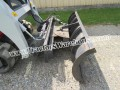 "78"" Thomas Dozer Blade For Skidsteer, NEW!"