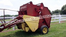 New Holland 846 Round Baler 4x5 - Tractors Warehouse | www