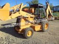 CASE 580L LOADER BACKOE 4X4 exhoe