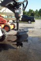 "Skid Steer Auger w/36"" Tree Bit,Digs @ 2769 Ft Lbs of Torque,Fits All Brands 36"""