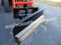 "NEW 84"" SNOW BLADE / PLOW - LOADER MOUNT"
