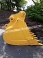 "New 42"" Caterpillar 320 Heavy Duty Excavator Bucket Nice"