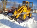 FORD A62 LOADER diesel 4x4 12 feet snow blade