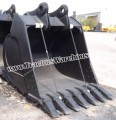 "New 60"" Doosan DX340/DX350 High Capacity Excavator Bucket"