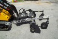 Vermeer SK Mini Loaders Harley Rake w/Manual Angle D4,48""