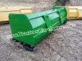 NEW 10' SNOW BOX PUSHER PLOW BLADE JOHN DEERE TRACTOR