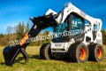 Skid Steer Backhoe - Backhoe for Bobcat and More
