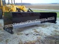 LINVILLE 16' SNOW PUSHER loader snowplow backhoe plow