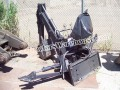 Woods 9000 Backhoe Attachment