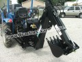 3 point Backhoe 7600