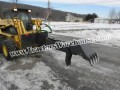 CID Xtreme Skid Steer Backhoe Trencher For Bobcat NEW