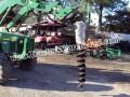 John Deere quick style Off set heavy duty Premier hydraulic auger