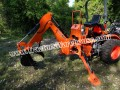 WoodMaxx WM-6600 3pt Hitch Backhoe w/ PTO Hydraulic Pump
