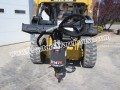 McMillen Skid Steer Loader X1475 Auger Drive Attachment 10-25 GPM
