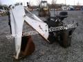 Bobcat 709 Skid Steer Loader Backhoe Attachment