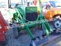 John Deere 210 tractor with Loader Diesel etc.
