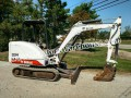 2002 Bobcat 334D Mini Excavator 1800 hours