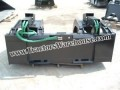 "84"" skid steer xtreme grapple bucket"