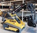 ASV Mini Skid Steer RC 30,PT 30 Backhoe Attachment
