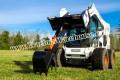 Digging Attachment for Skid Steer Loader