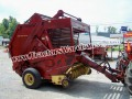 Used New Holland 851 Round Baler size 5x5 Good Working